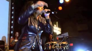 Rah Digga & Bela Dona Band Black Girls Rock and Soul Tour New York City 10-13-11