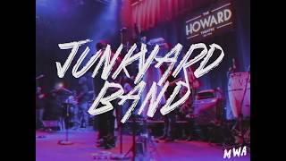 Junkyard Band | 3rd Annual MLK Birthday Celebration | Howard Theatre