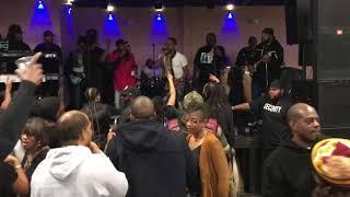 JYB Fast Eddies 12/9/2017 ft. 32