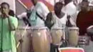 Junkyard Band Georgia ave day 1991