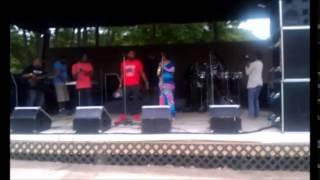 Black Passion Band (feat.Big Sixx and Killa Kal) @ Anne Arundel County Fairgrounds 6/21/2014