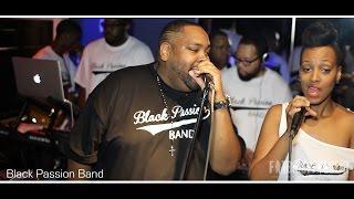 Black Passion Band Live @ Upscale Ballroom (Black