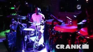 CrankTv | JunkYard Band live @Nipseys