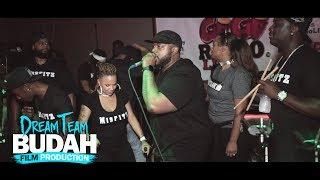 "Misfitz Band | Live @Martinis | "" First Show Back "" feat. Killa Cal"