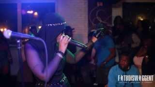 BLACK PASSION BAND - LIVE @TWELVE LOUNGE (FT. FAT TREL