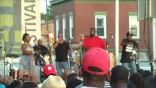 Suttle Thoughts Performing @ H St Festival 9/15/12