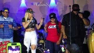 THE A-TEAM FEAT.: Killa Cal, 32, KK, Kim Michelle, Kim Scott @ Fast Eddie's 05/12/2018